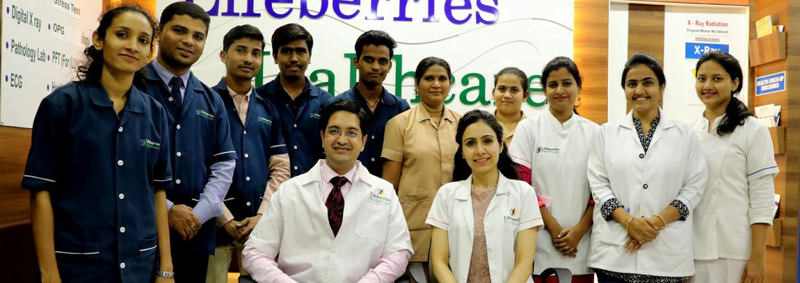 Dentist In Viman Nagar, Dentist Pune Viman Nagar, Lifeberries Healthcare